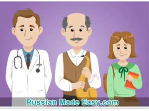Russian-occupations
