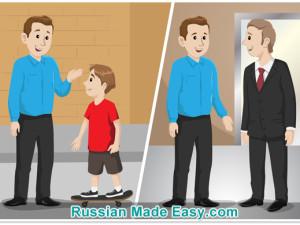 Speak Formal Russian